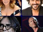 Amici Francesco Renga, Sabrina Ferilli, Renato Zero Biagio Antonacci giudici primo Serale