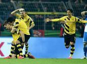 Pokal: Wolfsburg Dortmund semi-finale. Lupi rigore, brivido