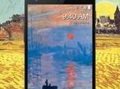 lock screen vostro Android diventa un'opera d'arte Muse