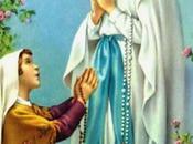 Schema punto croce: Madonna Lourdes_2