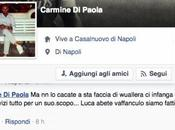 """Facebook: """"Luca Abete, a…"""". l'inviato Striscia Notizia risponde…"""