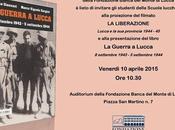 LIBERAZIONE. Lucca provincia 1944-45