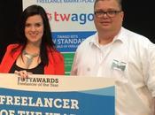 twago Freelancer Year Awards 2015