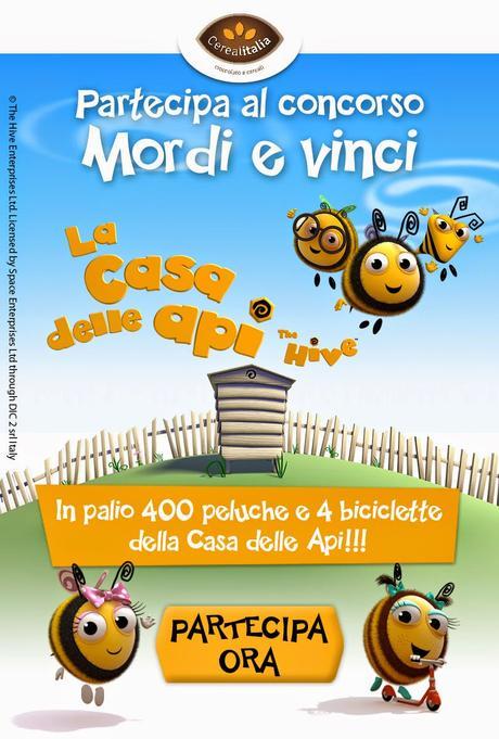 Vinci peluche e biciclette la casa delle api paper