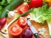 Cervello forma verdura