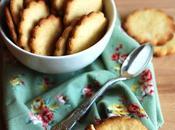Biscotti croccanti farina ceci riso Crunchy cookies with chickpea rice flour
