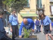Napoli: riqualificata Piazza Carolina dopo lungo stato abbandono