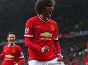 pagelle Manchester United-Manchester City: Mata Fellaini dominano, disastro Clichy