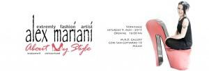 Alex Mariani Solo Exhibition & Live Performance