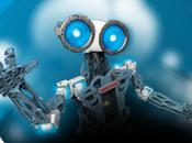 Spin Master svela Meccanoid: robot gestibile dall'iPhone