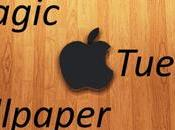 Magic Tuesday Wallpaper sfondi iPhone iPad!