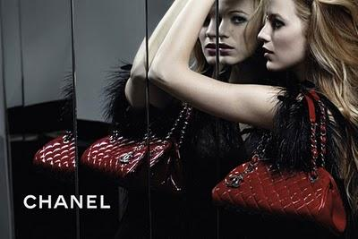 AD CAMPAIGN// Blake Lively per Chanel