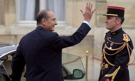 Chirac to stand trial on corruption charges