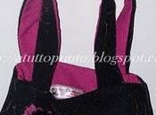 Borsa lana cotta grigia Cod. 0057