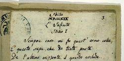 Al Quirinale in mostra le opere letterarie che hanno fatto l'Italia