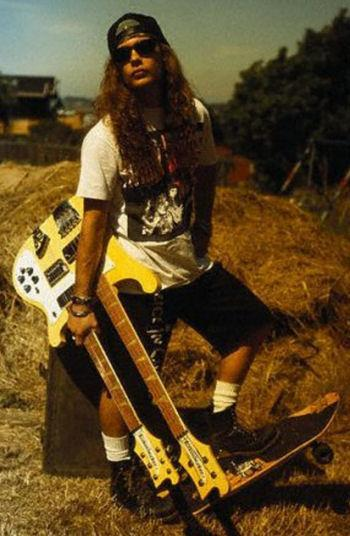 Mike Starr (1966-2011)