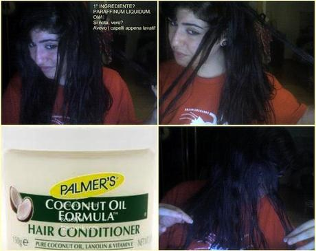 Palmer's Coconut Hair Conditioner
