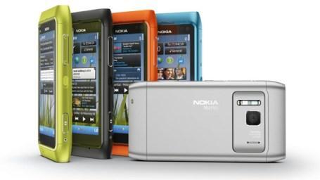 6 Homescreens su Symbian^3