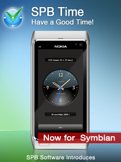 SPB Time for Symbian