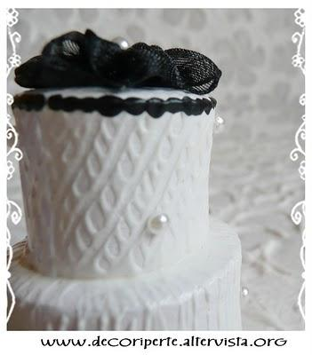 BOMBONIERE MATRIMONIO MINI WEDDING CAKE