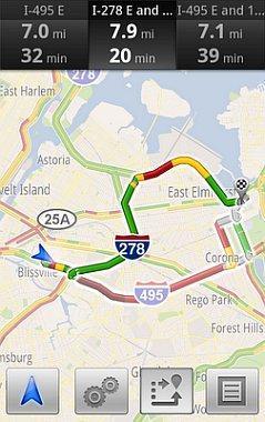 [Android] Ancora Google Maps: nuova versione 5.2.1 e traffico in tempo reale per il navigatore!