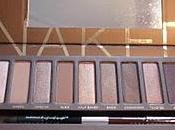 Naked palette swatches!!