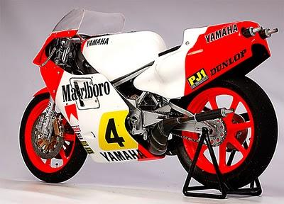 Yamaha YZR 500 K.Roberts 1983 by Utage Factory House