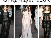 CHRISTIAN DIOR MARTIN MARGIELA LANVIN VIVIENNE WESTWOOD Fashion Show Paris Week.