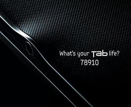 Galaxy Tab da 8″ in carbonio e ultrasottile? [Foto]