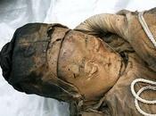 "Mummia ""umida"" cinese scoperta durante lavori stradali"