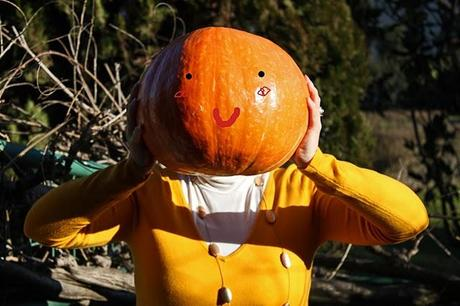 Pumpkin Head ♥