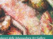 "torta Bretone Martha Stewart ""da Degas Picasso: capolavori della Johannesburg Gallery"" Pavia"
