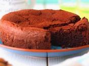 Torta cioccolato, mandorle liquore (come caprese)