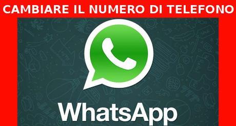 Come cambiare il numero di telefono di whatsapp paperblog - Numero di telefono piscina ortacesus ...