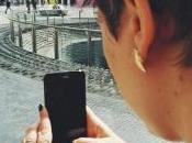 Milano subbuglio faccio selfie (con zenfone) parte