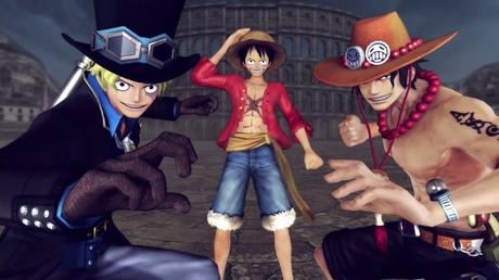 One Piece: Pirate Warriors 3 - Opening