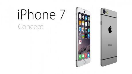 Apple iPhone 7 prima di Natale?
