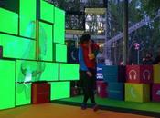 Microsoft illumina FuoriSalone Milano