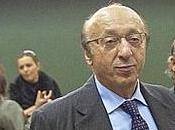 scandalo Calciopoli, intercettazioni, dimissioni radiazioni