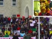 Albania. anno proteste l'Università; parla Alban Pira, Universitetin