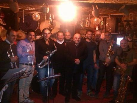 GIOVANNI AMATO AL JAZZ CLUB LA TAVERNETTA DI PIANOPOLI