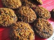 Mini crumble cioccolato mandorle uvetta: strategia infallibile un'incorreggibile gola