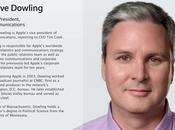 Apple ufficialmente nominato Steve Dowling come Vice Presidente delle Comunicazioni