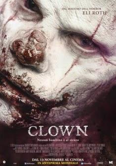 Mr. Ciak: Wild, This is where I leave you, Clown, Cub, Annie, The Loft, Cymbeline (tanti; a Pasqua è stato brutto tempo)