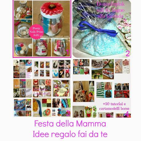 Festa della Mamma regali fai da te
