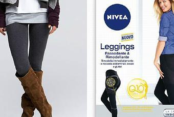 nuovo prodotto 51db8 fa955 Leggings snellenti Nivea: prezzo e info. Funzionano? - Paperblog