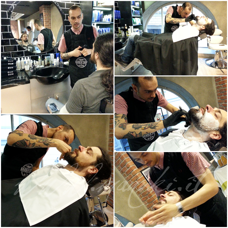 Kiehl's Beauty Hours: Inaugurazione nuovo Gum Barber Shop e Novità P/E 2015