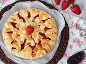 Crostata Fragole Cuori