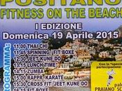 Positano fitness beach