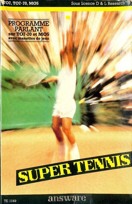 SUper Tennis Cover francese